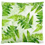 Fern Leaves Standard Flano Cushion Case (One Side) Front