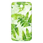 Fern Leaves Samsung Galaxy Mega I9200 Hardshell Back Case Front