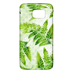 Fern Leaves Galaxy S6