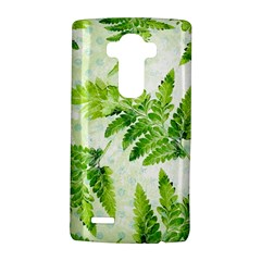 Fern Leaves Lg G4 Hardshell Case by DanaeStudio