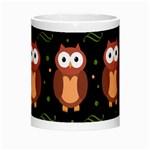 Halloween brown owls  Morph Mugs Center