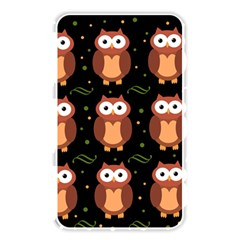 Halloween brown owls  Memory Card Reader