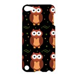 Halloween brown owls  Apple iPod Touch 5 Hardshell Case