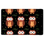 Halloween brown owls  Apple iPad 3/4 Flip Case
