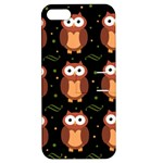 Halloween brown owls  Apple iPhone 5 Hardshell Case with Stand