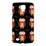 Halloween brown owls  Galaxy S4 Active