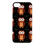 Halloween brown owls  Apple iPhone 5S/ SE Hardshell Case