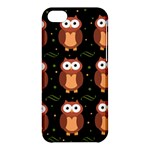 Halloween brown owls  Apple iPhone 5C Hardshell Case