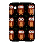 Halloween brown owls  Samsung Galaxy Tab 2 (7 ) P3100 Hardshell Case