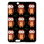 Halloween brown owls  Kindle Fire HDX Hardshell Case