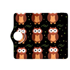 Halloween brown owls  Kindle Fire HDX 8.9  Flip 360 Case