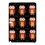 Halloween brown owls  Samsung Galaxy Tab Pro 10.1 Hardshell Case