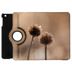 Withered Globe Thistle In Autumn Macro Apple iPad Mini Flip 360 Case