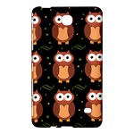 Halloween brown owls  Samsung Galaxy Tab 4 (8 ) Hardshell Case