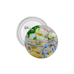 Potato salad in a jar on wooden 1.75  Buttons
