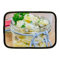 Potato Salad In A Jar On Wooden Netbook Case (medium)