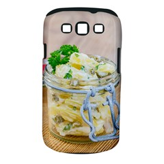 Potato salad in a jar on wooden Samsung Galaxy S III Classic Hardshell Case (PC+Silicone)