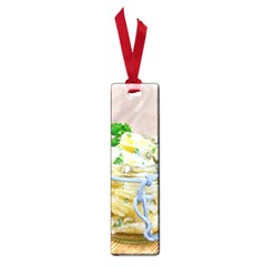 Potato Salad In A Jar On Wooden Small Book Marks by wsfcow