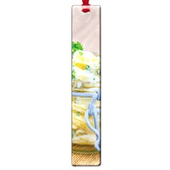 Potato Salad In A Jar On Wooden Large Book Marks by wsfcow