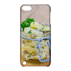 Potato Salad In A Jar On Wooden Apple Ipod Touch 5 Hardshell Case With Stand