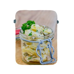 Potato Salad In A Jar On Wooden Apple Ipad 2/3/4 Protective Soft Cases