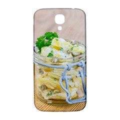 Potato salad in a jar on wooden Samsung Galaxy S4 I9500/I9505  Hardshell Back Case