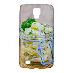 Potato Salad In A Jar On Wooden Galaxy S4 Active by wsfcow