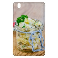 Potato salad in a jar on wooden Samsung Galaxy Tab Pro 8.4 Hardshell Case