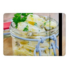 Potato Salad In A Jar On Wooden Samsung Galaxy Tab Pro 10 1  Flip Case