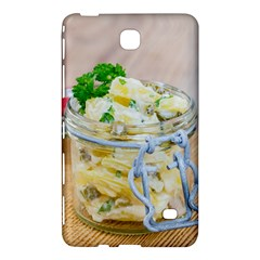 Potato salad in a jar on wooden Samsung Galaxy Tab 4 (8 ) Hardshell Case
