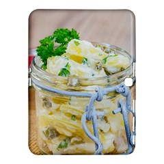 Potato Salad In A Jar On Wooden Samsung Galaxy Tab 4 (10 1 ) Hardshell Case