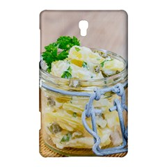 Potato salad in a jar on wooden Samsung Galaxy Tab S (8.4 ) Hardshell Case
