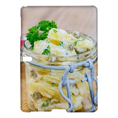 Potato salad in a jar on wooden Samsung Galaxy Tab S (10.5 ) Hardshell Case