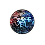 Pierce The Veil Quote Galaxy Nebula Hat Clip Ball Marker (10 pack)