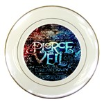 Pierce The Veil Quote Galaxy Nebula Porcelain Plates