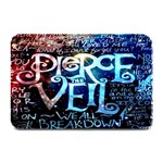 Pierce The Veil Quote Galaxy Nebula Plate Mats