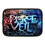 Pierce The Veil Quote Galaxy Nebula Netbook Case (Medium)
