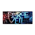 Pierce The Veil Quote Galaxy Nebula Hand Towel