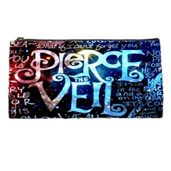 Pierce The Veil Quote Galaxy Nebula Pencil Cases by Onesevenart