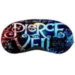 Pierce The Veil Quote Galaxy Nebula Sleeping Masks