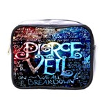 Pierce The Veil Quote Galaxy Nebula Mini Toiletries Bags