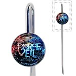 Pierce The Veil Quote Galaxy Nebula Book Mark