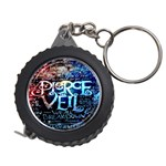 Pierce The Veil Quote Galaxy Nebula Measuring Tapes
