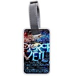 Pierce The Veil Quote Galaxy Nebula Luggage Tags (One Side)