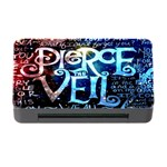 Pierce The Veil Quote Galaxy Nebula Memory Card Reader with CF