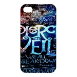 Pierce The Veil Quote Galaxy Nebula Apple iPhone 4/4S Hardshell Case