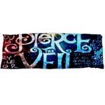 Pierce The Veil Quote Galaxy Nebula Body Pillow Case (Dakimakura)