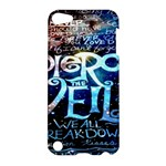 Pierce The Veil Quote Galaxy Nebula Apple iPod Touch 5 Hardshell Case
