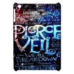 Pierce The Veil Quote Galaxy Nebula Apple iPad Mini Hardshell Case