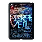 Pierce The Veil Quote Galaxy Nebula Apple iPad Mini Case (Black)